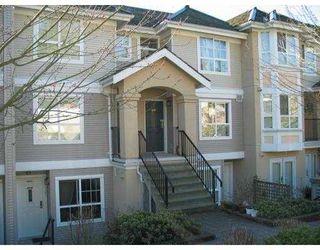 Main Photo: 237 1408 CARTIER AV in Coquitlam: Maillardville Townhouse for sale : MLS®# V536608