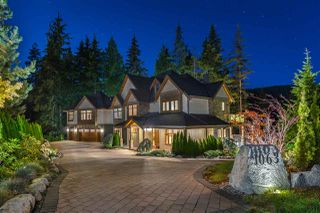Photo 1: 1063 SUGAR MOUNTAIN Way in Port Moody: Anmore House for sale : MLS®# R2419527