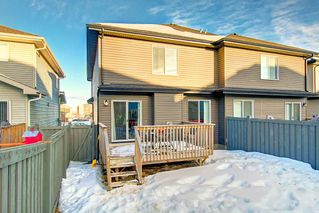 Photo 29: 1132 176 Street in Edmonton: Zone 56 House Half Duplex for sale : MLS®# E4189603