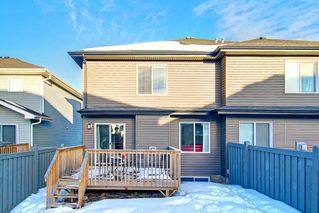 Photo 25: 1132 176 Street in Edmonton: Zone 56 House Half Duplex for sale : MLS®# E4189603