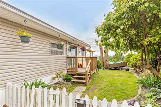 """Main Photo: 2 7241 HURD Street in Mission: Mission-West Manufactured Home for sale in """"Highland Manufactured Home Park"""" : MLS®# R2446820"""