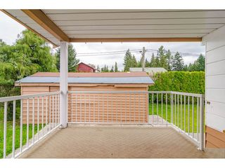 "Photo 18: 3 4426 232 Street in Langley: Salmon River Manufactured Home for sale in ""WESTFIELD COURT"" : MLS®# R2479123"