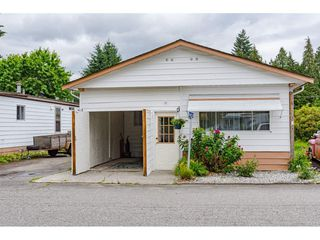 "Photo 2: 3 4426 232 Street in Langley: Salmon River Manufactured Home for sale in ""WESTFIELD COURT"" : MLS®# R2479123"