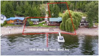 Photo 5: 1635 Blind Bay Road in Sorrento: WATERFRONT House for sale (SORRENTO)  : MLS®# 10213359