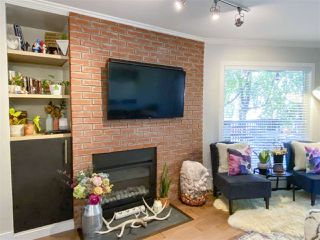 "Photo 2: 203 1935 W 1ST Avenue in Vancouver: Kitsilano Condo for sale in ""KINGSTON GARDENS"" (Vancouver West)  : MLS®# R2495106"