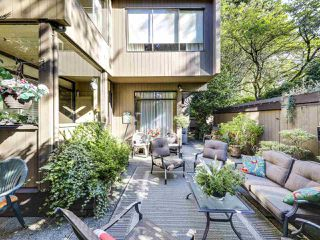 "Photo 1: 4349 ARBUTUS Street in Vancouver: Quilchena Townhouse for sale in ""ARBUTUS WEST"" (Vancouver West)  : MLS®# R2498028"