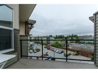 "Photo 2: 414 1975 MCCALLUM Road in Abbotsford: Central Abbotsford Condo for sale in ""The Crossing"" : MLS®# R2507687"