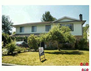 Main Photo: 3135 PRINCESS Court in Abbotsford: Abbotsford West House for sale : MLS®# F2925001