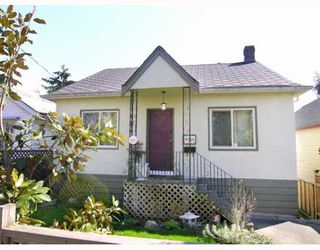 Photo 1: 4916 CHATHAM Street in Vancouver: Collingwood Vancouver East House for sale (Vancouver East)  : MLS®# V639689