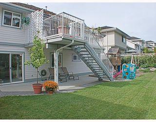 Photo 10: 2175 DRAWBRIDGE CS in Port_Coquitlam: Citadel PQ House for sale (Port Coquitlam)  : MLS®# V787081