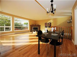 Photo 2: 277B Michigan in VICTORIA: Vi James Bay Townhouse for sale (Victoria)  : MLS®# 296931