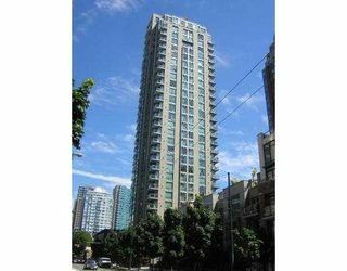 "Photo 1: 1602 928 RICHARDS Street in Vancouver: Downtown VW Condo for sale in ""SAVOY"" (Vancouver West)  : MLS®# V670073"