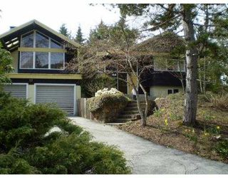 Photo 1: 97 DEEP DENE Place in West_Vancouver: British Properties House for sale (West Vancouver)  : MLS®# V702433