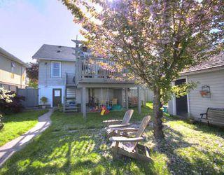Photo 10: 4535 HARRIET Street in Vancouver: Fraser VE House for sale (Vancouver East)  : MLS®# V709970