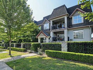 "Photo 1: 308 976 ADAIR Avenue in Coquitlam: Maillardville Condo for sale in ""ORLEANS RIDGE"" : MLS®# R2389879"