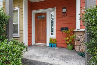 Photo 2: 868 Brock Ave in VICTORIA: La Langford Proper Row/Townhouse for sale (Langford)  : MLS®# 824757