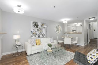 Photo 2: 208 1516 E 1ST AVENUE in Vancouver: Grandview Woodland Condo for sale (Vancouver East)  : MLS®# R2394900