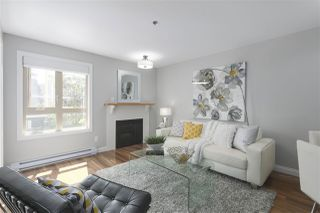Photo 4: 208 1516 E 1ST AVENUE in Vancouver: Grandview Woodland Condo for sale (Vancouver East)  : MLS®# R2394900