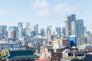 """Photo 14: 1103 188 KEEFER Street in Vancouver: Downtown VE Condo for sale in """"188 KEEFER BY WESTBANK"""" (Vancouver East)  : MLS®# R2422671"""