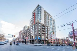 """Photo 1: 1103 188 KEEFER Street in Vancouver: Downtown VE Condo for sale in """"188 KEEFER BY WESTBANK"""" (Vancouver East)  : MLS®# R2422671"""