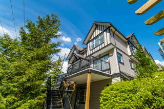 "Main Photo: 31 730 FARROW Street in Coquitlam: Coquitlam West Townhouse for sale in ""Farrow Ridge"" : MLS®# R2456785"