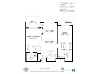 """Photo 27: 118 14885 105 Avenue in Surrey: Guildford Condo for sale in """"REVIVA"""" (North Surrey)  : MLS®# R2462189"""