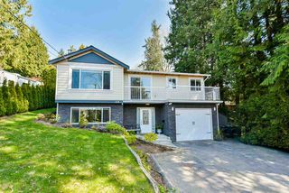 Photo 1: 319 DECAIRE Street in Coquitlam: Central Coquitlam House for sale : MLS®# R2470854