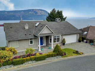 Photo 1: 465 Seaview Way in Cobble Hill: ML Cobble Hill House for sale (Malahat & Area)  : MLS®# 840940