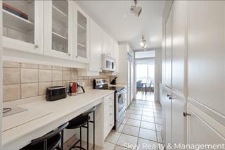 Photo 7: 9809 110 Street in Edmonton: Condo for rent