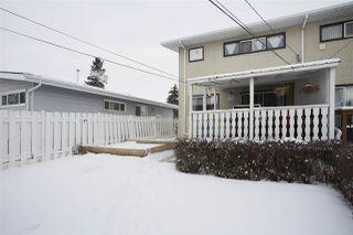 Photo 19: 8205 134 Avenue in Edmonton: Zone 02 House Half Duplex for sale : MLS®# E4216430