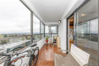 """Photo 19: 1608 615 BELMONT Street in New Westminster: Uptown NW Condo for sale in """"BELMONT TOWER"""" : MLS®# R2510917"""