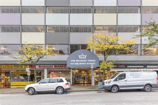 """Photo 1: 1608 615 BELMONT Street in New Westminster: Uptown NW Condo for sale in """"BELMONT TOWER"""" : MLS®# R2510917"""