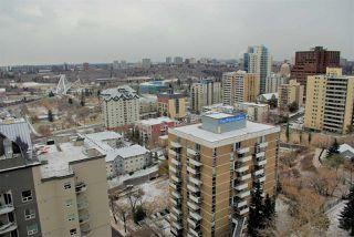 Photo 2: 1701 9903 104 Street in Edmonton: Zone 12 Condo for sale : MLS®# E4219465
