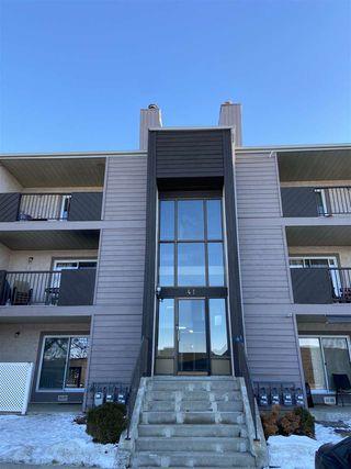 Photo 1: 201 41 AKINS Drive: St. Albert Condo for sale : MLS®# E4224900