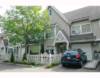 """Photo 1: 57 12099 237TH Street in Maple_Ridge: East Central Townhouse for sale in """"GABRIOLA"""" (Maple Ridge)  : MLS®# V656546"""