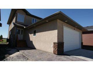 Photo 1: 40 AL THOMPSON Drive in WINNIPEG: Residential for sale : MLS®# 1111180
