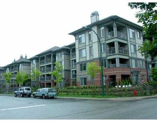 "Photo 1: 302 2468 ATKINS Avenue in Port_Coquitlam: Central Pt Coquitlam Condo for sale in ""BORDEAUX"" (Port Coquitlam)  : MLS®# V660127"