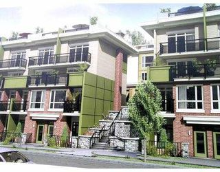 Photo 1: 24 728 W 14TH Street in North_Vancouver: Hamilton Townhouse for sale (North Vancouver)  : MLS®# V704102