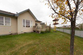 Photo 27: 19 16224 73 Street in Edmonton: Zone 28 House Half Duplex for sale : MLS®# E4175706