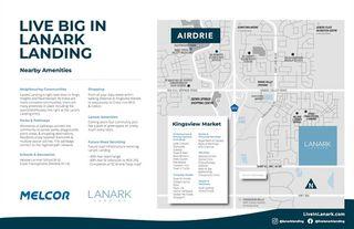 Photo 16: 1016 Lanark Boulevard SE: Airdrie Row/Townhouse for sale : MLS®# A1019250