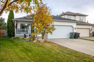 Photo 1: 94 CACTUS Way: Sherwood Park House for sale : MLS®# E4216279
