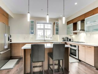 "Photo 8: 5439 WILLOW Street in Vancouver: Cambie Townhouse for sale in ""AURA AT OAKRIDGE"" (Vancouver West)  : MLS®# R2527541"