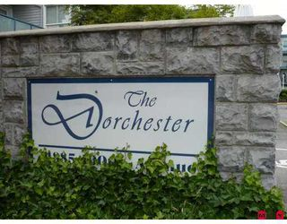 "Photo 1: 212 14885 100TH Avenue in Surrey: Guildford Condo for sale in ""The Dorchester"" (North Surrey)  : MLS®# F2717171"