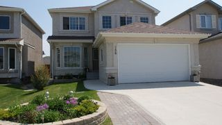 Photo 1: 138 Wisteria Way in Winnipeg: West Kildonan / Garden City Residential for sale (North West Winnipeg)  : MLS®# 1111101