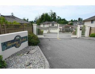 Photo 1: 4 11438 BEST Street in Maple_Ridge: Southwest Maple Ridge Townhouse for sale (Maple Ridge)  : MLS®# V665471