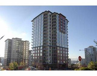 "Photo 1: 1401 814 ROYAL Avenue in New_Westminster: Downtown NW Condo for sale in ""NEWS NORTH"" (New Westminster)  : MLS®# V675356"