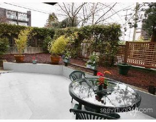 "Photo 8: 103 1006 CORNWALL Street in New_Westminster: Uptown NW Condo for sale in ""Cornwall Terrace"" (New Westminster)  : MLS®# V695174"