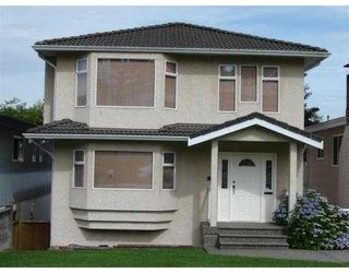Photo 1: 104 N STRATFORD AV in Burnaby: Capitol Hill BN House for sale (Burnaby North)  : MLS®# V547381