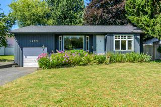 Photo 1: 11773 CARSHILL Street in Maple Ridge: West Central House for sale : MLS®# R2391973