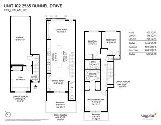 """Photo 16: 102 2565 RUNNEL Drive in Coquitlam: Eagle Ridge CQ Townhouse for sale in """"DWELL24"""" : MLS®# R2416646"""